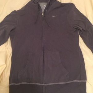 Nike Hooded Zip Up